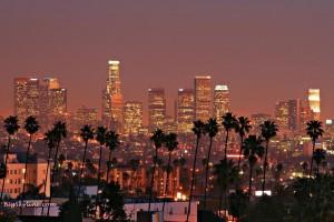 Skyline-Los-Angeles-Night